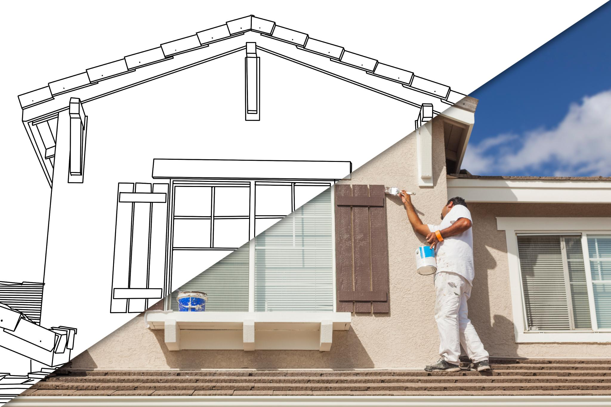 Residential Painting in Calgary, AB